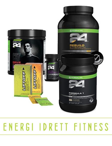 Energi, Iddrett og Fitness